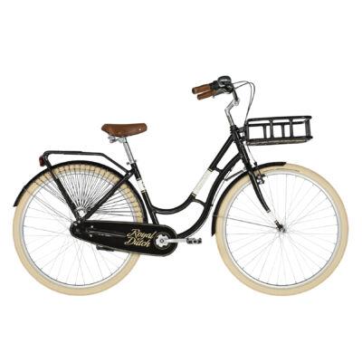 Kellys Royal Dutch 2021 női Classic Kerékpár black