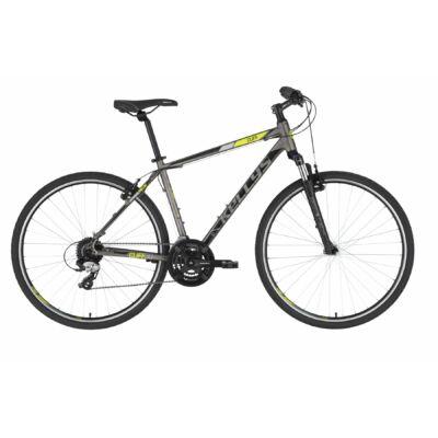 Kellys Cliff 30 2021 férfi Cross Kerékpár grey