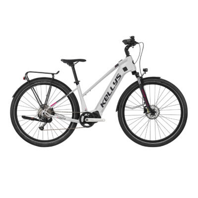 Kellys E-Cristy 30 2021 női E-bike white