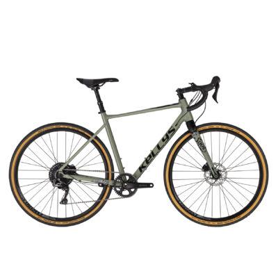 Kellys Soot 70 2021 férfi Gravel Kerékpár