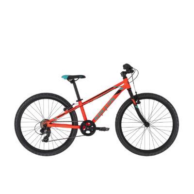 Kellys Kiter 30 fiú 2021 Gyerek Kerékpár neon orange