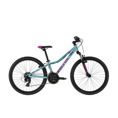 Kellys Kiter 50 lány 2021 Gyerek Kerékpár turquoise