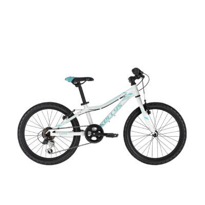 Kellys Lumi 30 2021 Lány Gyerek Kerékpár fehér