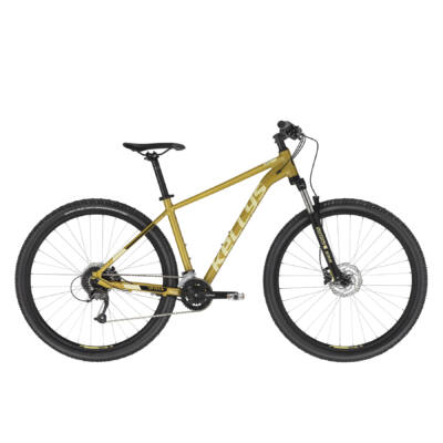 "Kellys Spider 70 29"" 2021 férfi Mountain Bike yellow"
