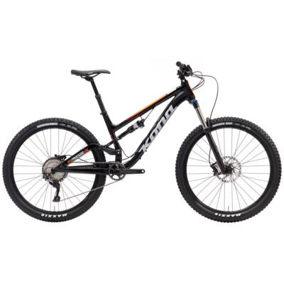 Kona Process 134 2017 Fully Mountain Bike