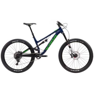 Kona Process 153 2017 Fully Mountain Bike