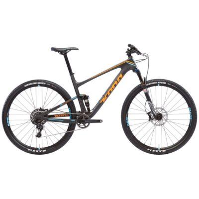 Kona Hei Hei Race DL 2017 Fully Mountain Bike