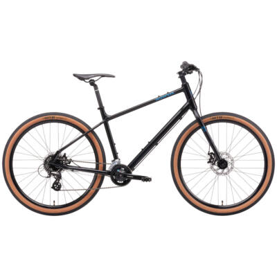 Kona Dew 2021 férfi City Kerékpár black