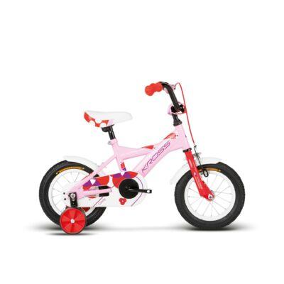 Kross Cindy 2018 Gyerek Kerékpár pink-red-violet glossy
