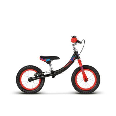 Kross Mini 2018 Futókerékpár black-red glossy