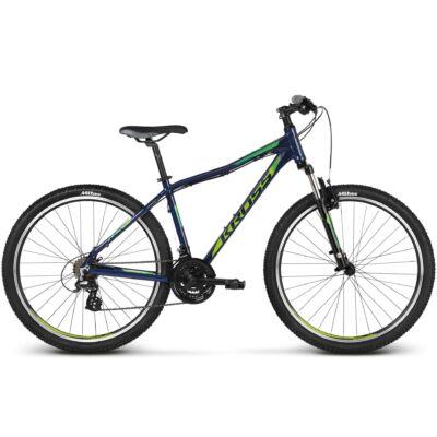 Kross Lea 2.0 27,5 2018 női Mountain Bike navy blue-green glossy