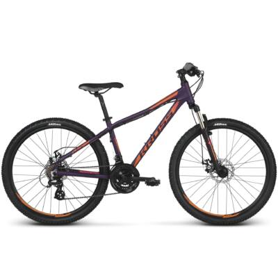 Kross Lea 3.0 26 2018 női Mountain Bike violet-orange matte