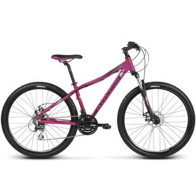 Kross Lea 4.0 26 2018 női Mountain Bike pink-black matte