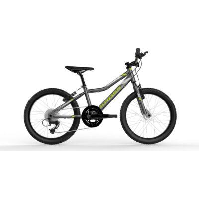 "Kross Hexagon Mini 20"" 2019 Gyerek Kerékpár graphite/lime-silver"