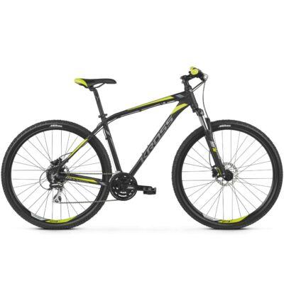 "Kross Hexagon 5.0 27,5"" 2019 férfi Mountain Bike black/graphite-lime"