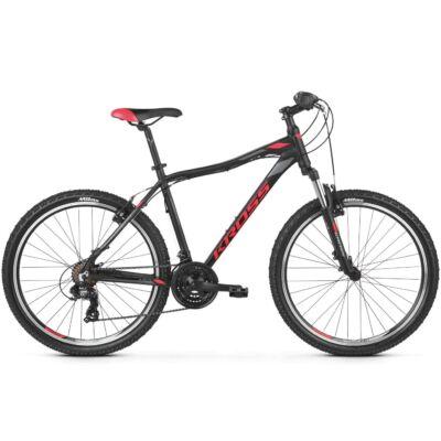 "Kross Lea 1.0 26"" 2019 női Mountain Bike black/raspberry-graphite"