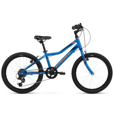 Kross HEXAGON MINI 1.0 2020 Gyerek Kerékpár blue-orange glossy