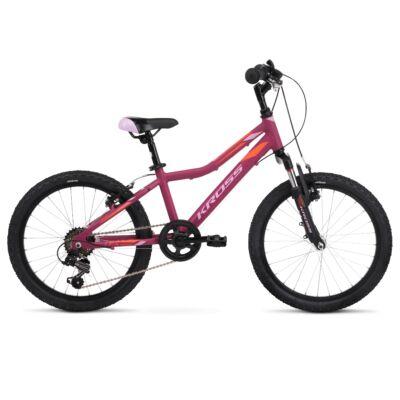 Kross LEA MINI 2.0 2020 Gyerek Kerékpár pink-orange matte