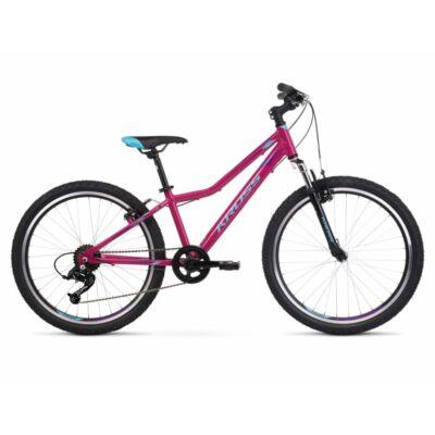 Kross Lea Jr 1.0 2021 Gyerek Kerékpár pink-kék-lila