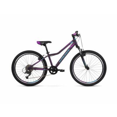 Kross Lea Jr 2.0 2021 Gyerek Kerékpár lila- kék