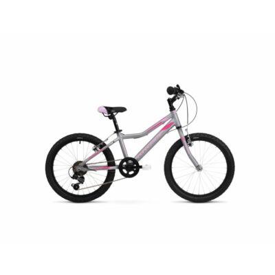 Kross Lea Mini 1.0 2021 Gyerek Kerékpár ezüst-pink