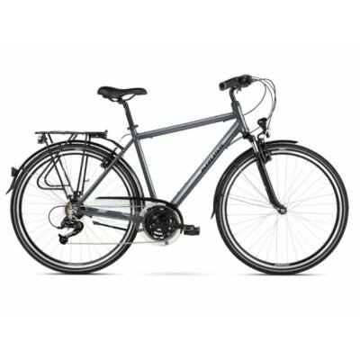 Kross Trans 2.0 2021 férfi Trekking Kerékpár grafit-fekete