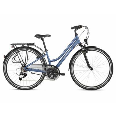 Kross Trans 2.0 2021 női Trekking Kerékpár kék-fehér