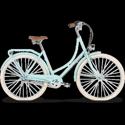 Le Grand Virginia 1 2018 női City Kerékpár celadon glossy