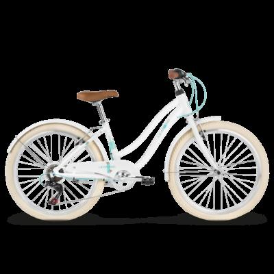 Le Grand Pave Jr 2018 Gyerek Kerékpár white glossy