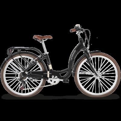 Le Grand Lille 1 2019 női City Kerékpár black