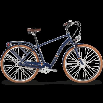 Le Grand Metz 2 2019 férfi City Kerékpár garnet