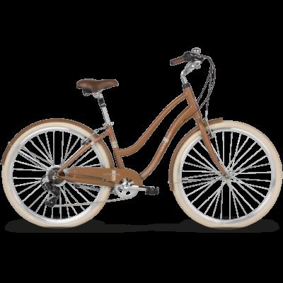 Le Grand Pave 2 2019 női City Kerékpár brown