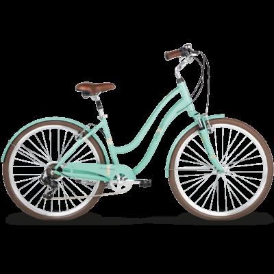 Le Grand Pave 3 2019 női City Kerékpár celadon