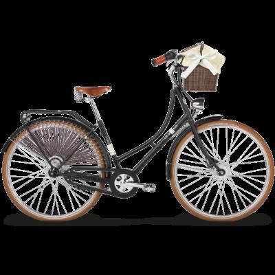 Le Grand Virginia 3 2019 női Classic Kerékpár black