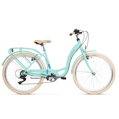 Le Grand LILLE 1 2020 női City Kerékpár aqua