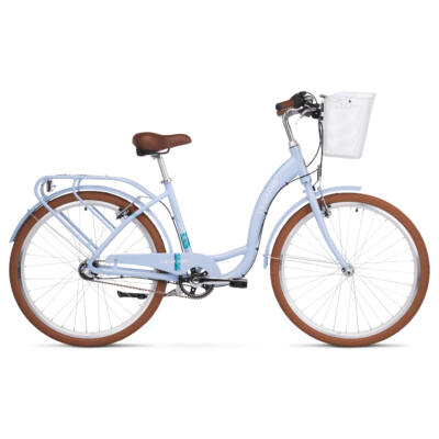 Le Grand LILLE 3 2020 női City Kerékpár blue-celadon