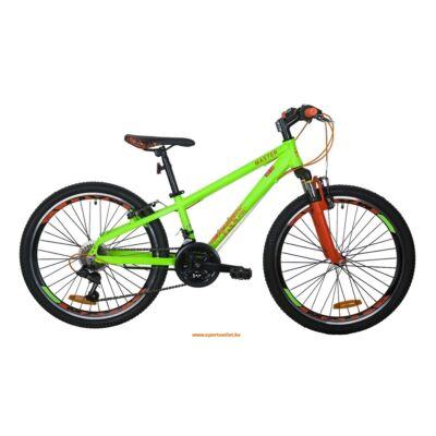 Mali Master 24 2018 Gyerek kerékpár zöld