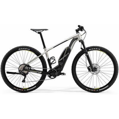 MERIDA eBIG.NINE 600 2018 férfi E-bike matt titán-fekete(lime)