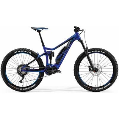 MERIDA eONE-SIXTY 800 2018 férfi E-bike kék-fekete