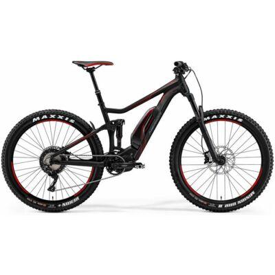 MERIDA eONE-TWENTY 800 2018 férfi E-bike matt fekete(piros)