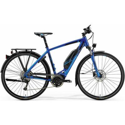 MERIDA eSPRESSO 300 EQ 2018 férfi E-bike kék (fekete)
