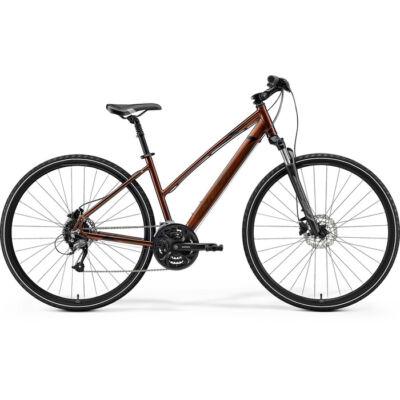 Merida Crossway 40 2021 női Cross Kerékpár bronz (barna/fekete)