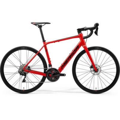 Merida eScultura 400 2021 férfi E-bike piros (fekete)