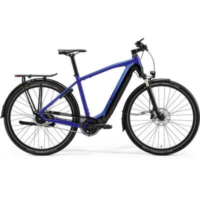 Merida Espresso 800 Eq 2021 férfi E-bike sötétkék/fekete