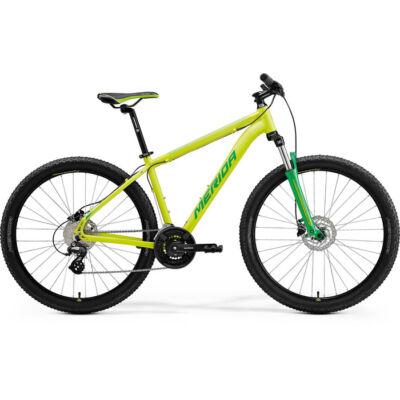Merida Big.Seven 15 2021 férfi Mountain Bike selyem lime (zöld)