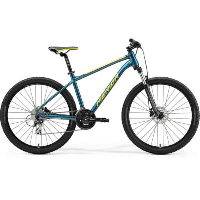 Merida Big.Seven 20 2021 férfi Mountain Bike kék (lime)