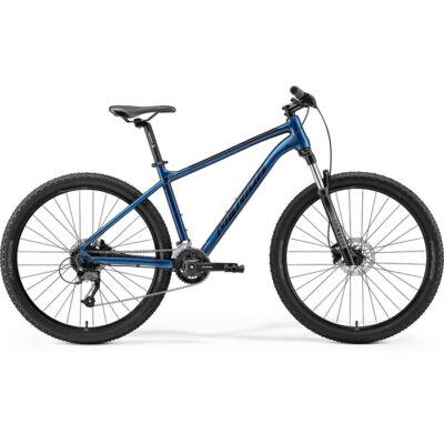 Merida Big.Seven 60-2X 2021 férfi Mountain Bike kék (fekete)