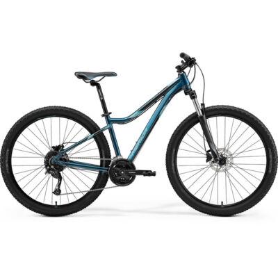 Merida Matts 7.30 2021 férfi Mountain Bike kék (zöldeskék)