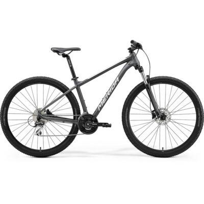 Merida Big.Nine 20 2021 férfi Mountain Bike matt antracit (ezüst)
