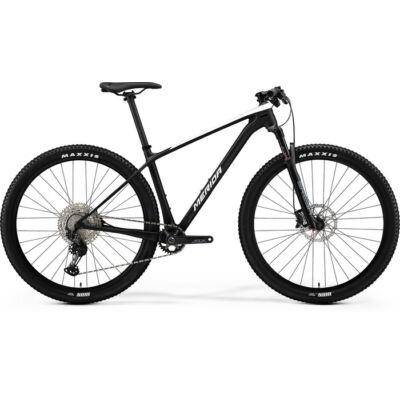 Merida Big.Nine 5000 2021 férfi Mountain Bike fényes gyöngy fehér/matt fekete